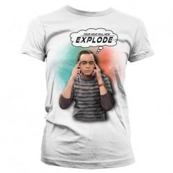 Women T-shirt Big Bang...