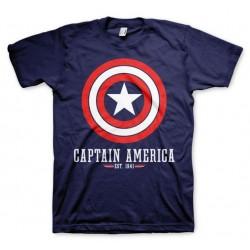 Men T-shirt Marvel CAPTAIN...