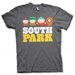 Men T-shirt SOUTH PARK grey