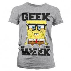 Women T-shirt SPONGEBOB...