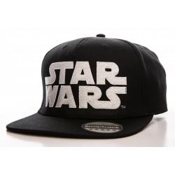 STAR WARS LOGO CAP black
