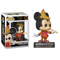 POP figure Disney: Archives...