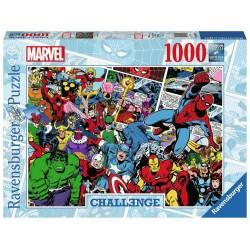 Puzzle Marvel Comics...