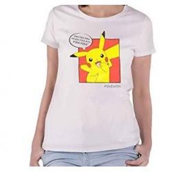 Women T-shirt Pokémon Pika...