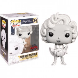 POP figure Marilyn Monroe...