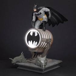 Light DC Comics Batman