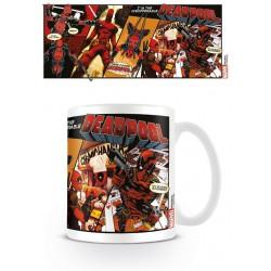Mug Marvel Deadpool Comic...