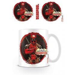 Mug Marvel Deadpool Im...