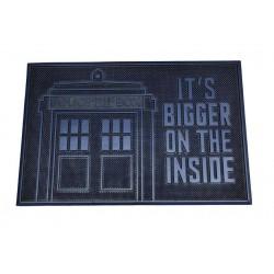 Doctor Who Doormat Tardis...