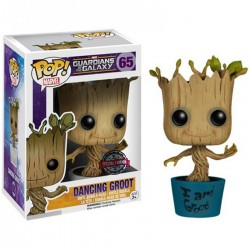 POP figure Marvel Guardians...