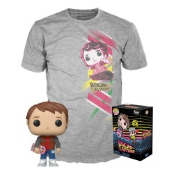 Back to the Future POP BOX!...