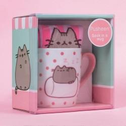 Set PUSHEEN Marshmallow mug...