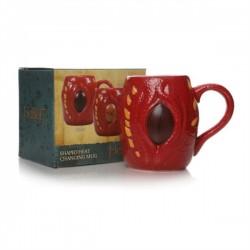 Heat change ceramic mug...