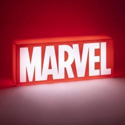 Lampička Marvel logo