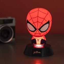Spider-man 3D light icon...