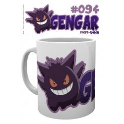 Ceramic mug Pokémon Gengar...