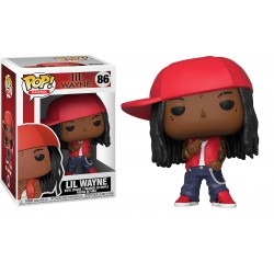 Funko POP figure Lil Wayne...