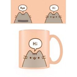 Ceramic mug Pusheen Hello...