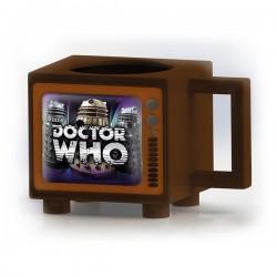 Heat change mug Doctor Who...