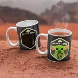 Heat change mug Mandalorian...