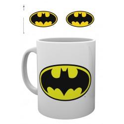 Ceramic mug Batman logo 300 ml