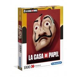 PUZZLE Money Heist MASK (1...