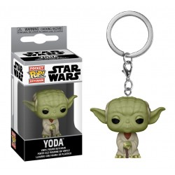 Funko POP keychain Yoda 5 cm