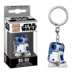 Funko POP keychain R2-D2 5 cm