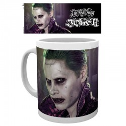 Ceramic mug Joker 300 ml