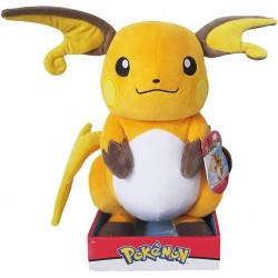 Plush figure Pokémon Raichu...