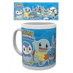 Pokemon Mug Water Partners