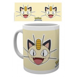 Pokemon Mug Meowth Face 300 ml