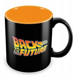Back to the Future Mug Logo...