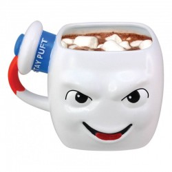 Ghostbusters 3D Mug Stay Puft