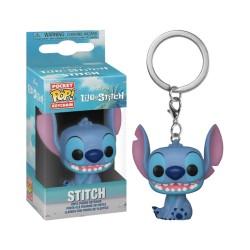 Keychain Lilo and Stitch -...