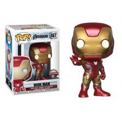 POP figure Iron Man 9 cm...