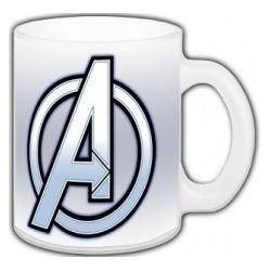 Avengers logo mug