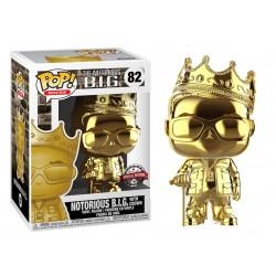 POP figure Notorious B.I.G....