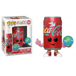 POP figure Coca-Cola 9 cm