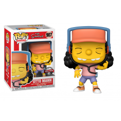 POP figure Simpsons Otto...