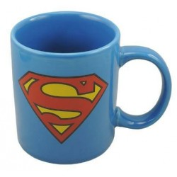 Superman Mug Logo Blue...