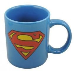 Superman Mug Logo Blue 300 ml