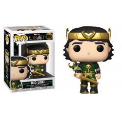 POP figure Kid Loki 9 cm