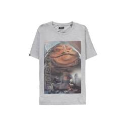 Men T-shirt Jabba The Hutt...