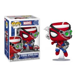 POP figure Spider-man...
