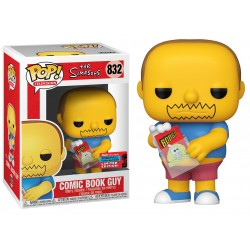 POP figure Comic Book Guy 9...