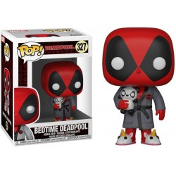 POP figure Deadpool in Robe...