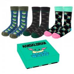 Socks Mandalorian Set