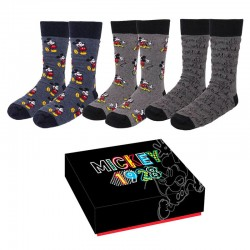 Socks Mickey Mouse set