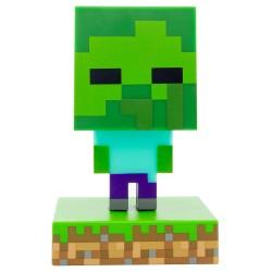 Light lamp Minecraft Zombie...